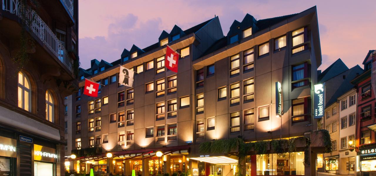 hotel casino basel