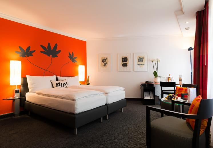 Superior Double 101 Hotel Basel