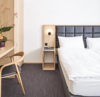 . Modern Comfort Twin   Hotel Basel